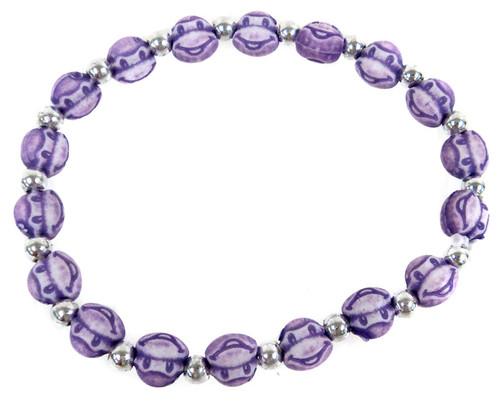 Teenage Mutant Ninja Turtles Bracelet [Purple]