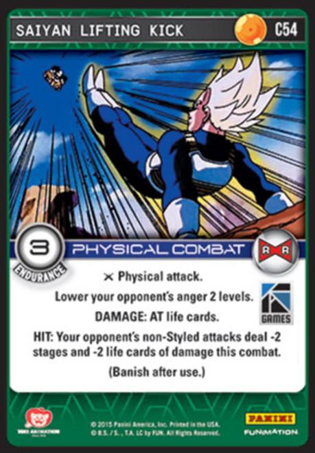Dragon Ball Z Evolution Common Saiyan Lifting Kick C54