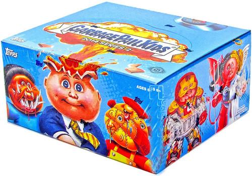 Garbage Pail Kids Topps 2014 Series 2 Trading Card Sticker HOBBY Box [24 Packs]