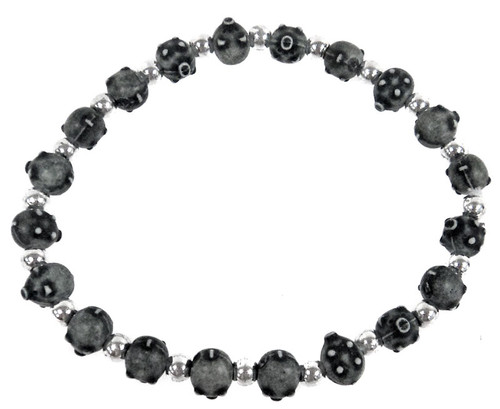 Pigz Black Pigs Bracelet