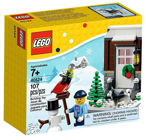 LEGO Winter Fun Set #40124