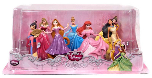 Disney Princess 6-Piece PVC Figure Set [Set #3]