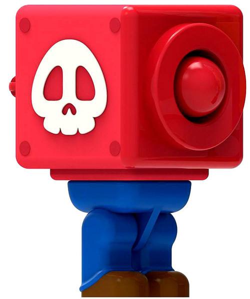 K'NEX Super Mario Cannon Box Mario Minifigure [Loose]