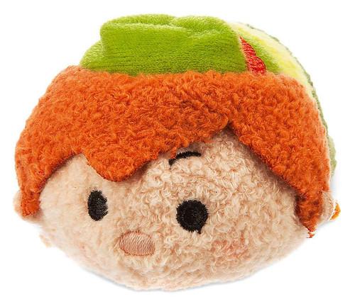 Disney Tsum Tsum Peter Pan Exclusive 3.5-Inch Mini Plush