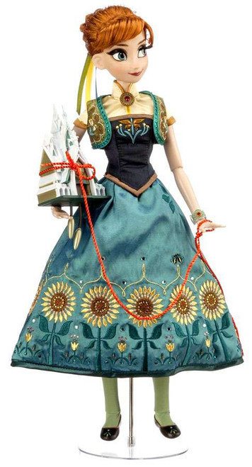 Disney Frozen Frozen Fever Anna 17-Inch Doll