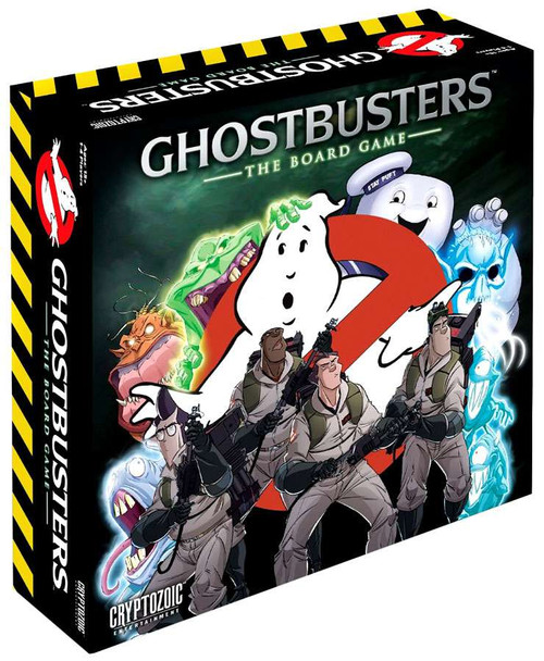 Ghostbusters Board Game [With Exclusive Glow-in-the-Dark Slimer!]