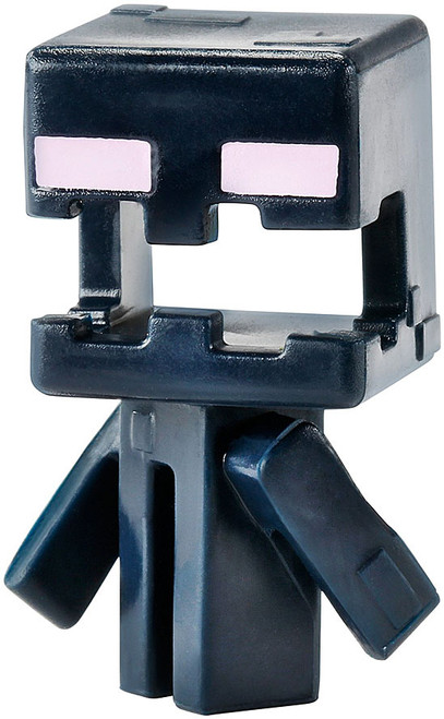 Minecraft Obsidian Series 4 Screaming Enderman 1-Inch Mini Figure [Loose]