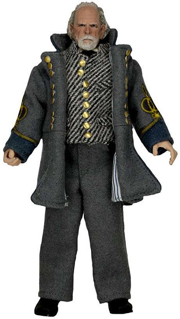 NECA The Hateful Eight General Sandy Smithers Action Figure [The Confederate]