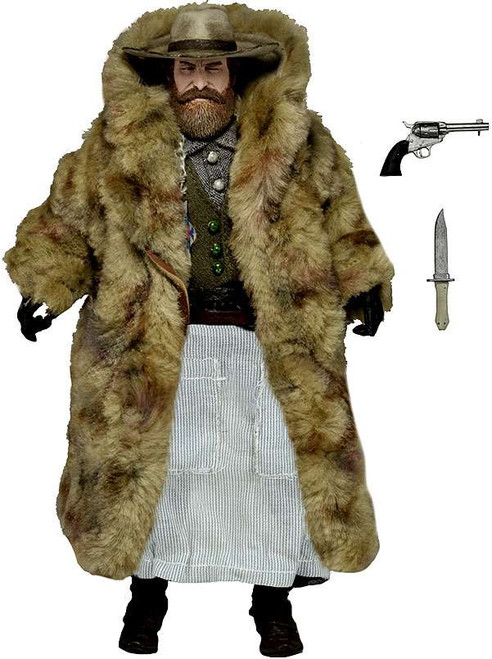 NECA The Hateful Eight Bob Action Figure [The Mexican]