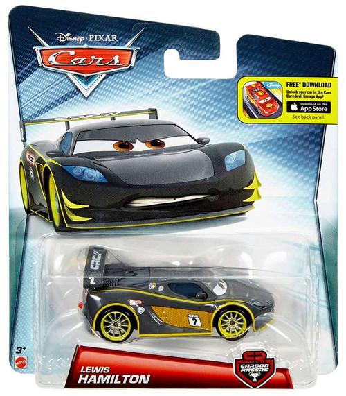 Disney / Pixar Cars Carbon Racers Lewis Hamilton Diecast Car