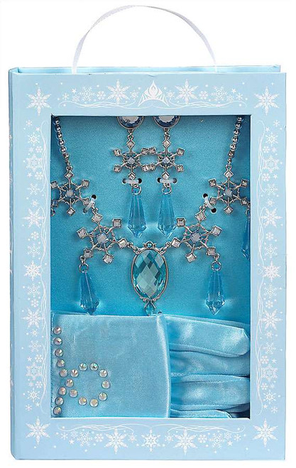 Disney Frozen Elsa Costume Accessory Set Dress Up Toy