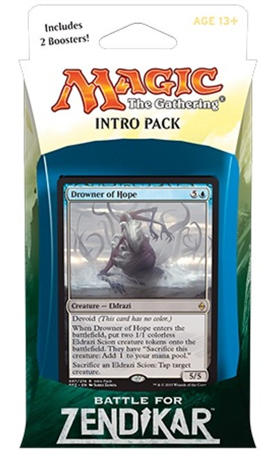 MtG Trading Card Game Battle for Zendikar Swarming Instinct Intro Deck
