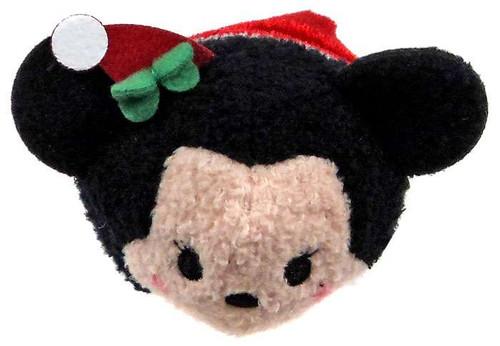 Disney Tsum Tsum Holiday Minnie Mouse 3.5-Inch Mini Plush