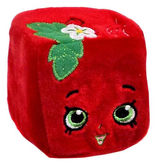 Shopkins Cuddle Cubes Apple Blossom 3-Inch Plush