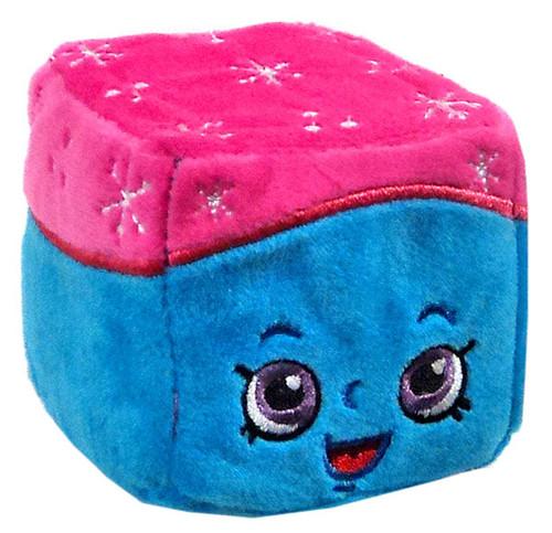 Shopkins Cuddle Cubes Snow Crush 3-Inch Plush