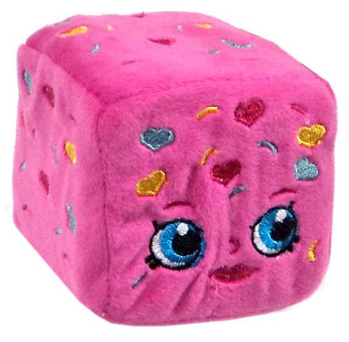 Shopkins Cuddle Cubes D'Lish Donut 3-Inch Plush