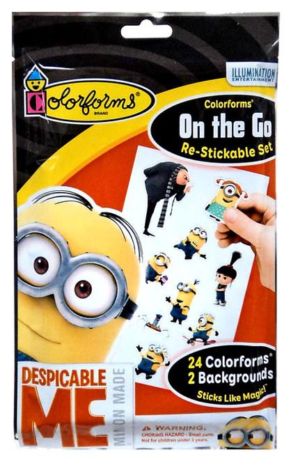 Colorforms On the Go Despicable Me Set