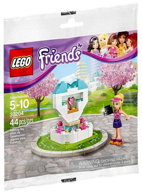 LEGO Friends Wish Fountain Mini Set #30204 [Bagged]