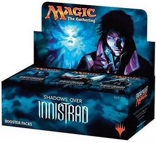 MtG Trading Card Game Shadows Over Innistrad Booster Box [36 Packs]