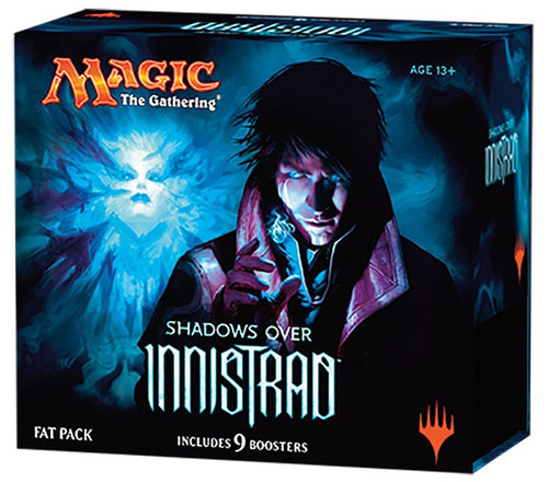 MtG Trading Card Game Shadows Over Innistrad Fat Pack