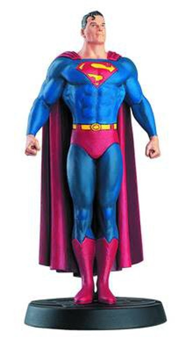 DC Super Hero Collection Superman 4-Inch Collectible Figure