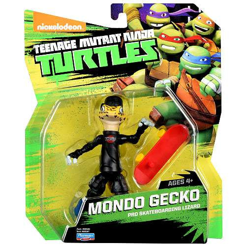 Teenage Mutant Ninja Turtles Nickelodeon Mondo Gecko Action Figure