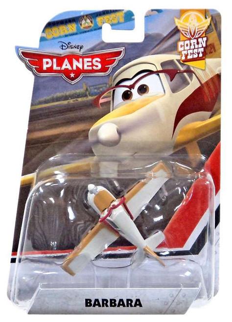 Disney Planes Corn Fest Barbara Diecast Plane