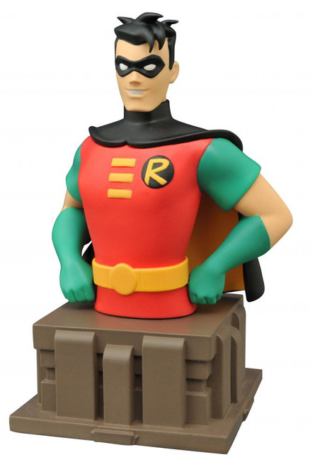 Batman The Animated Series Robin Bust