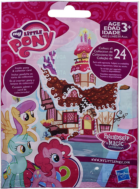 My Little Pony PVC Series 15 Mystery Pack