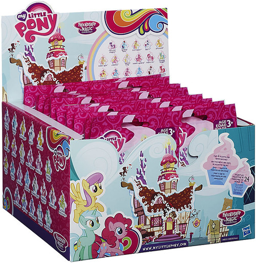 My Little Pony PVC Series 15 Mystery Box [24 Packs]