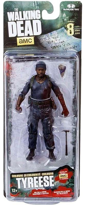 McFarlane Toys The Walking Dead AMC TV Series 8 Tyreese Exclusive Action Figure [Bloody]