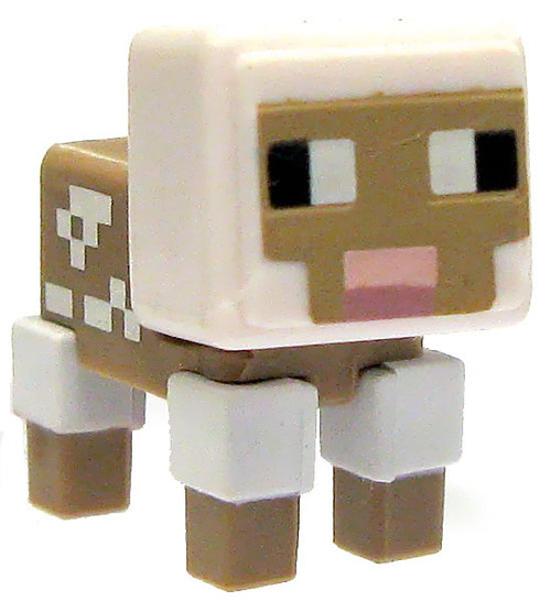 Minecraft Obsidian Series 4 Sheared Sheep 1-Inch Mini Figure [Loose]