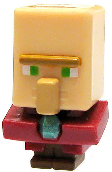 Obsidian Series 4 Priest Minecraft 1-Inch Mini Figure [Loose]
