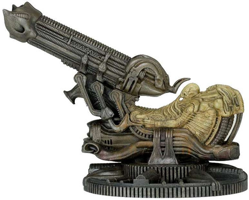 NECA Alien Cinemachines Series 1 Space Jockey 5-Inch Diecast Vehicle [Fossilized]