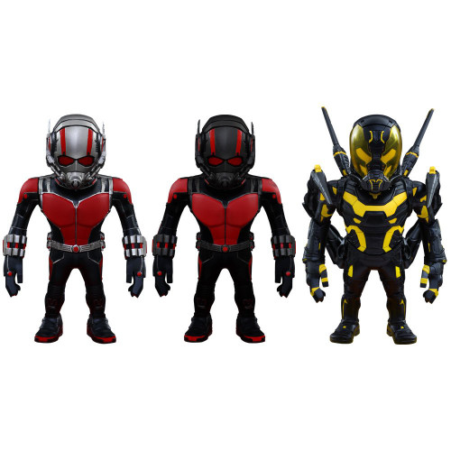 Marvel Artist Mix Ant-Man 6-Inch Deluxe Figure 3-Pack Set