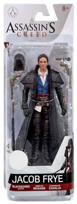 McFarlane Toys Assassin's Creed Series 4 Jacob Frye Exclusive Action Figure