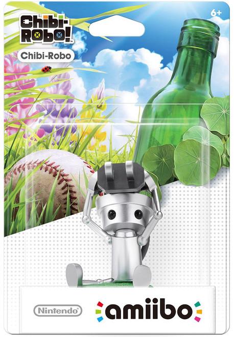 Nintendo Amiibo Chibi-Robo Exclusive Mini Figure
