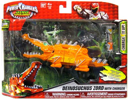 Power Rangers Dino Charge Deinosuchus Zord Action Figure