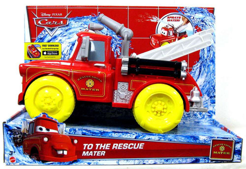 Disney / Pixar Cars To the Rescue Mater 10-Inch Toy Car