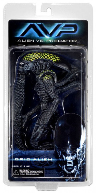 NECA Alien AVP Series 7 Grid Action Figure