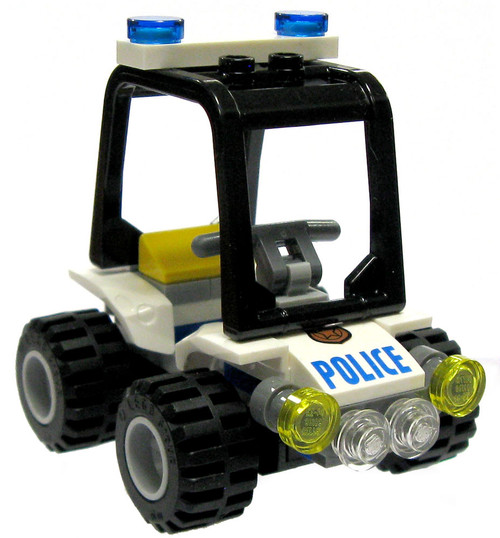 LEGO City Police Buggy Vehicle [Loose]