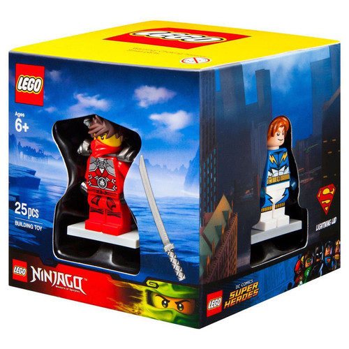 LEGO 2015 Minifigure Boxed 4-Pack Exclusive Set #5004077