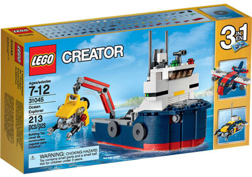 LEGO Creator Ocean Explorer Set #31045