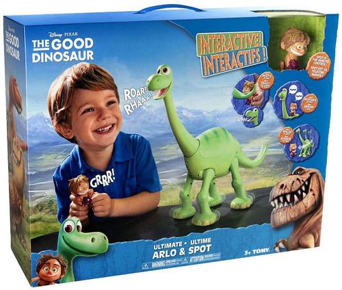 Disney The Good Dinosaur Ultimate Arlo & Spot 13-Inch Remote Control Toy