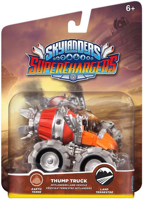 Skylanders SuperChargers Thump Truck Vehicle