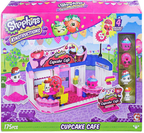 Shopkins Kinstructions Cupcake Cafe
