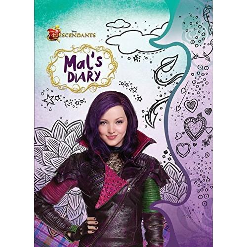 Disney Descendants Mal's Diary