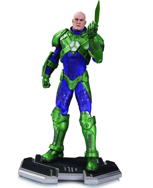 DC Icons Lex Luthor 10-Inch Statue