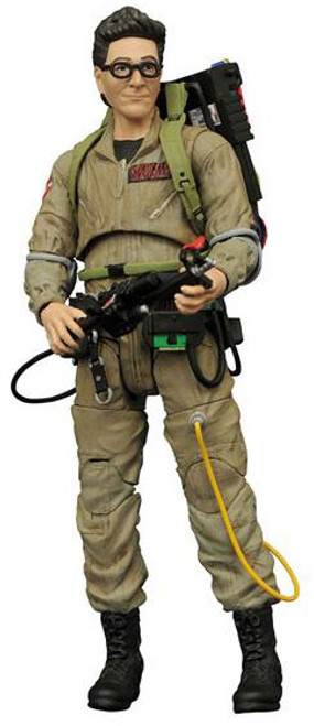 Ghostbusters Select Series 2 Dr. Egon Spengler Action Figure