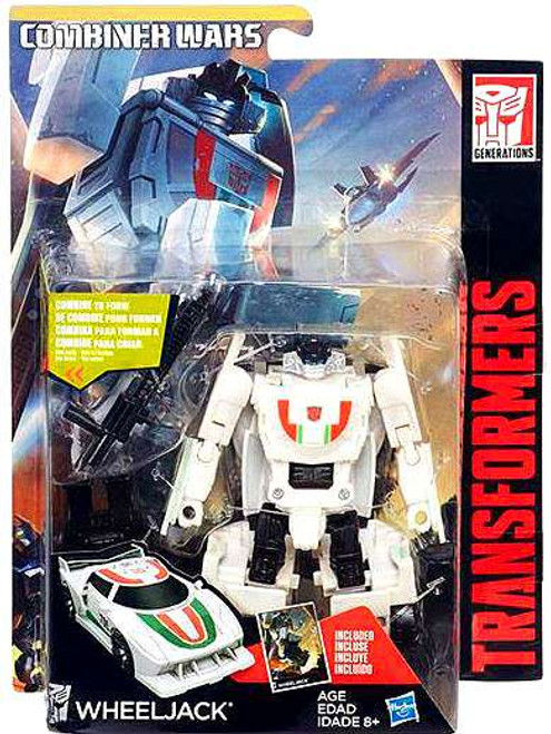 Transformers Generations Combiner Wars Wheeljack Deluxe Action Figure